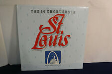 The 16 Choruses In St. Louis 1984, SPEBSQSA BH 4963, SEALED, 2 LPs, Barbershop