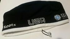 2006 USA US Olympics Roots SUPER RARE beret hat cap Olympic + 2018 OlympianCard