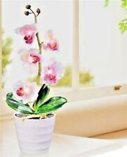 """A"""" Great B'Day Idea"""" """"Oriental Orchid Light"""" Bring The Far East Into Your Home"""