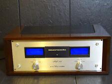 Marantz MODEL 250 Power Amplifier Serviced With Wood Case Vintage Legend
