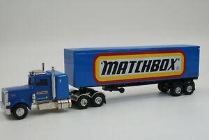 Matchbox Collectibles Peterbilt Truck with Rare Matchbox Livery Ltd Edition