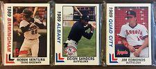 1989 Best COLUMBIA-Mets Minor League Complete UNOPEN Team Set F6105618