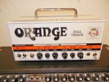 Orange Dual Terror  Amplifier 30W Tube Guitar Amp  EXCELLENT CONDITION