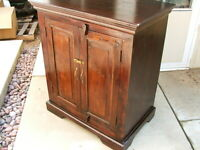 PRIMITIVE 19TH CENTURY PIE or PANTRY CUPBOARD, CABINET, Incredible Condition