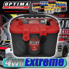 OPTIMA RED TOP BATTERY 12 VOLT NEW AGM 34/78 800CCA CAMARO CHEV HOTROD DRAG CAR