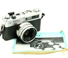 YASHICA MG-1 35mm film Rangefinder Camera - Lomo Retro