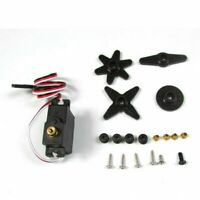 Metal Gear Steering Servo Set for Military 1/18 Scale A949 A959 A969 A979 K929