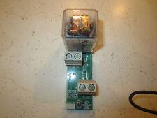 Z-MAX 2-Pole N/O Relay Module Cabinet Card 20A 208-480V RELAY-2PL