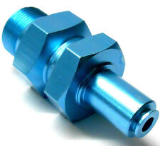 L163 1/5 Scale Baja Buggy 24mm Drive Hex Hub Wheel Adapter Axle Alloy Blue x 1