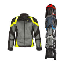 Klim Mesh Motorcycle Induction Jacket with D3O Pads