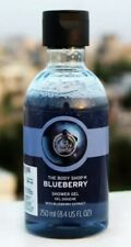 THE BODY SHOP Blueberry Body Wash Shower Gel 250ml / 8.4 Oz NEW