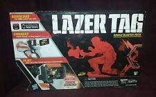 Lazer Tag Single Blaster Battle Pack Nerf works with Iphone or Ipod New