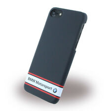 ORIGINALE BMW MOTORSPORT ENDURANCE GOMMA FINITURA Rigida Cover per iPhone 7