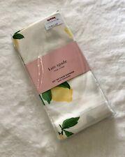 New ListingKate Spade New York Napkins Spade Make Lemonade Lemons 20 x 20 Set Of 4 Nwt