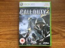 Call of Duty 2 (Xbox 360) FAST POST