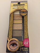 New Physicians Formula Shimmer Strips Eye Shadow & Eye Liner (6632) Gold Nude