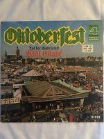 "BILL BLAHÉ- OKTOBERFEST- 12"" Vinyl Record LP - EX"