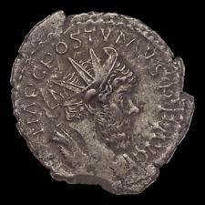 New ListingPostumus. Romano-Gallic Emperor, Ad 260-269. Silver Antoninianus, Moneta