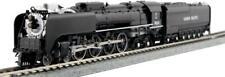 Kato N scale UP Union Pacific FEF-3 Steam Locomotive #844 Black 12605-2