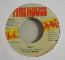 "Wayne Palmer(7"" Vinyl)Suzie-Firehouse-Jamaica-Ex/VG"
