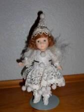"Cameo Kids ~ Vintage 1960's Precious Porcelain Angel Doll 7"""