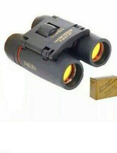 30x60 Mini Binocular Compact for Adults Kids Bird Watching Traveling Sightseeing