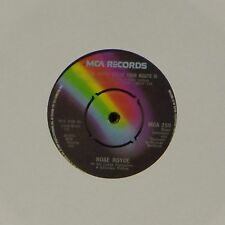 "ROSE ROYCE 'PUT YOUR MONEY WHERE YOUR MOUTH IS' UK 7"" SINGLE"