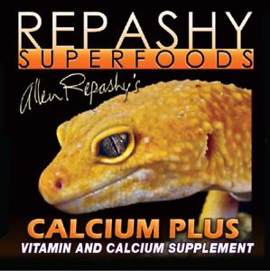 Repashy Superfoods Calcium Plus All-In-One Reptile Calcium & Vitamin 6oz