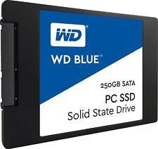 WD - Blue 250GB Internal SATA Solid State Drive