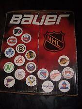 BRAND NEW STILL IN THE NHL BOX VINTAGE BAUER HUGGER ICE HOCKEY SKATES MENS SZ 10