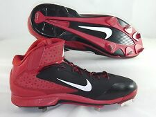 Nike 599235-016 Air Huarache Pro 3/4 Mid Metal Baseball Cleats Men's Size 14 NEW
