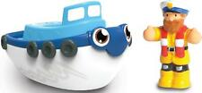 Wow Toys MY FIRST WOW TUG BOAT TIM Toddler Kids Toy Vehicle Gift BN