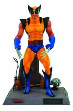 Figura De Acción Marvel Select Wolverine
