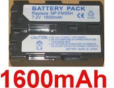 Akku 1600mAh typ NP-FM55H Für Sony DSLR-A100W