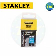 Stanley Light Duty Staple 6mm 1000pc Type A Sharpshooter 0-TRA204T STA0TRA204T