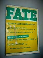 Destin Revue Novembre 1975 Édition 308 Atlantis Legend Spirit Photographie Ovni