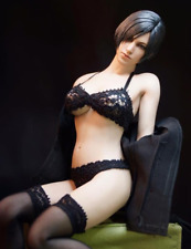 "1/6 Scale Female Lace Bra+Underwear Bikini Set 2 Colors F 12"" Action Figure"