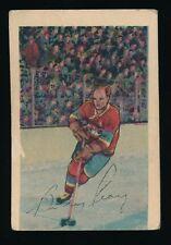 1952-53 Parkhurst Hockey #2 BILLY REAY (Montreal Canadiens) *Blackhawks Coach*