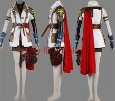 "Final Fantasy XIII 13 ""Lightning"" Cosplay Costume Custo"
