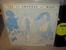 EWAN MACCOLL & PEGGY SEEGER amorous muse - argo uk - BOOK -