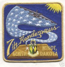 B-52 7th RENDEZVOUS  patch