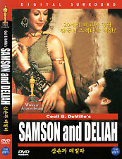 Cecil B. DeMille - Samson and Delilah - Victor Mature Hedy Lamarr - Classic DVD