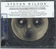 STEVEN WILSON THE RAVEN THAT REFUSED TO SING AND OTHER STORIES SEALED CD 2013