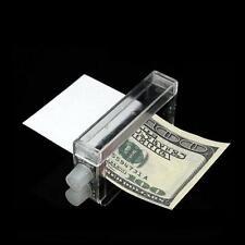 Close-Up Money Maker Magic prop Trick Dollar Money Printer Bill Printing Machine