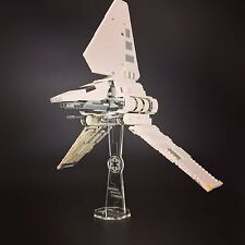 Display stand for LEGO Star Wars: Imperial Shuttle Tydirium (75094)