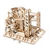 ROBOTIME Marble Run Jigsaw Puzzle Maze 3D Wooden Model