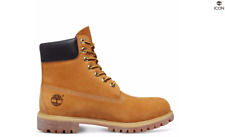 TIMBERLAND MEN'S ICON 6-INCH PREMIUM BOOT WHEAT NUBUCK