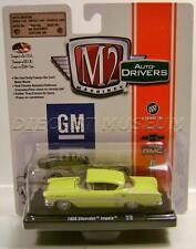 1958 '58 CHEVROLET CHEVY IMPALA R36 M2 MACHINES DRIVERS DIECAST 2016