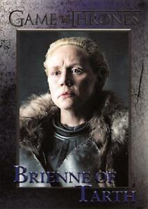 BRIENNE OF TARTH (Gwendoline Christie) Game of Thrones Season 8 (2020) BASE #24