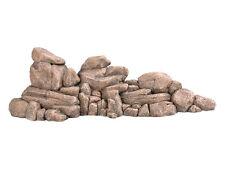 Rock Cluster Pared Reptil Terrario Ornamento de acuario montículo de rocas decoración